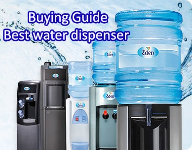 best water dispenser buying guide