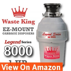Waste King Legend 8000 (L-8000)