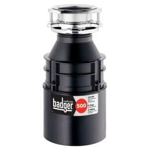 Continuous-Feed Garbage Disposer