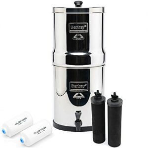 Best Countertop Gravity Water Filter