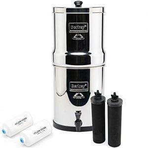 Best Countertop Gravity Water Filter
