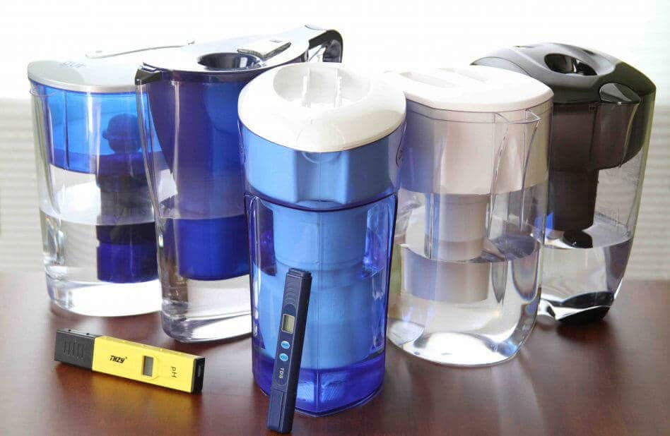 The Best Water Filter Pitchers