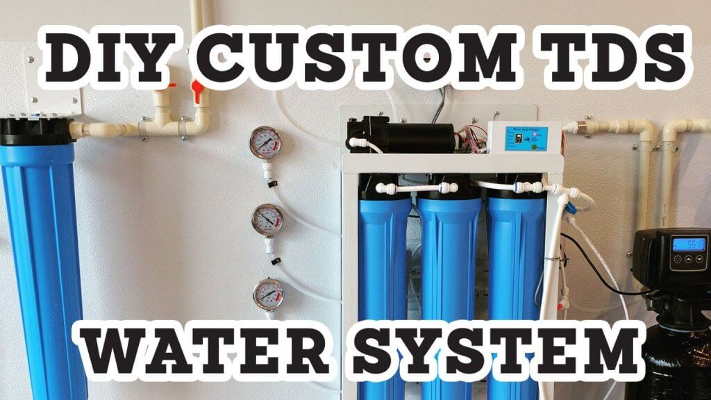 How To Build Your Own 3-Stage Whole House Water Filter image