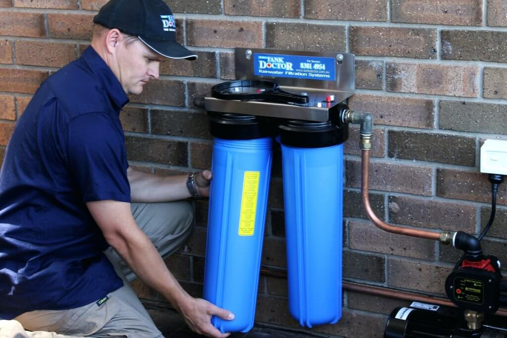 How To Change Filters in your Whole House Water Filters image