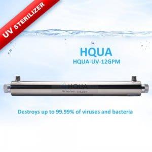 Hqua Ultraviolet Water Purifier Sterilizer image