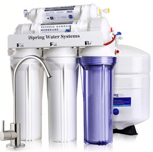 iSpring RCC7 WQA 5-Stage – Best Under Sink Reverse Osmosis System