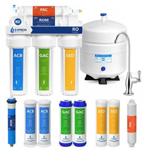 Express Water RO5DX 5 Stage – Best Ro System for Home