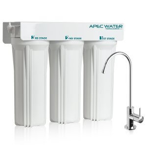 Best 3 Stage Under Sink Water Filter
