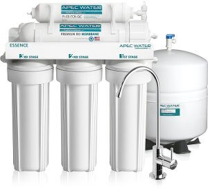 Best Selling Under Sink Water Filter System