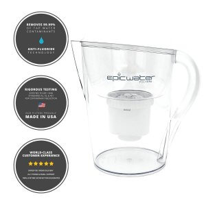 Runner up in Best Water Filter Pitcher