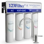 The Best 4 Stage Under Sink Water Filter