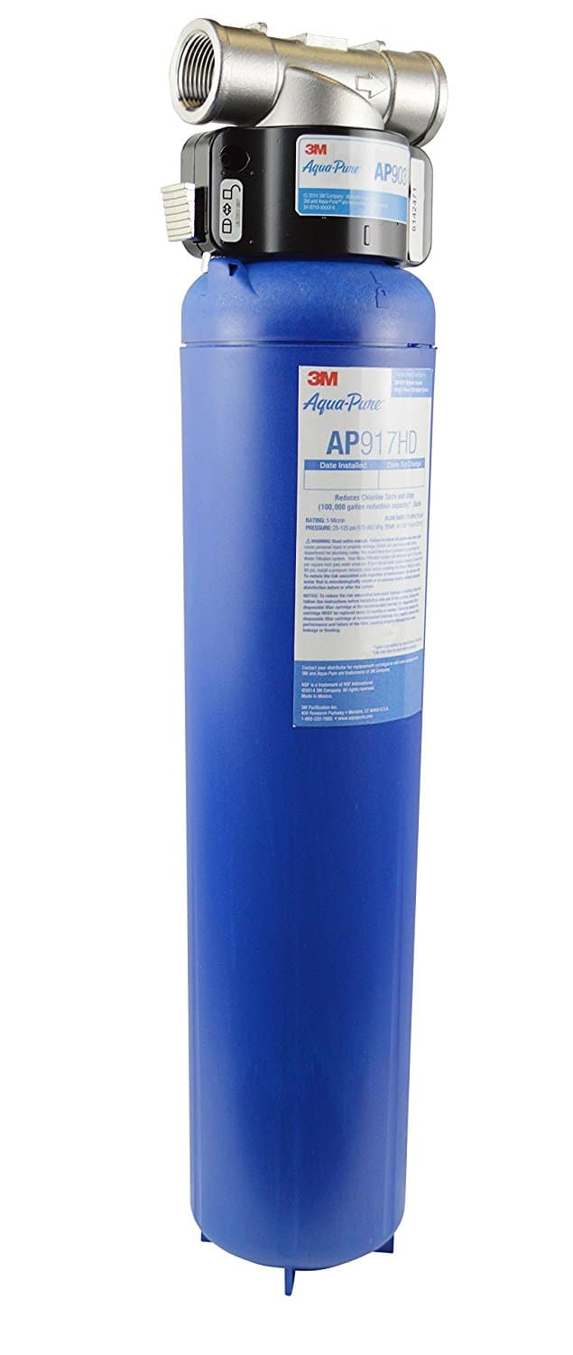 Aquasana 10-Year, 1,000,000 Gallon Whole House Water Filter Review
