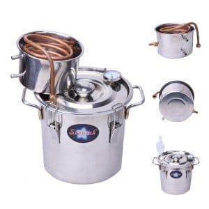 Seeutek 3 Gallon Spirits Kit Water Distiller Review