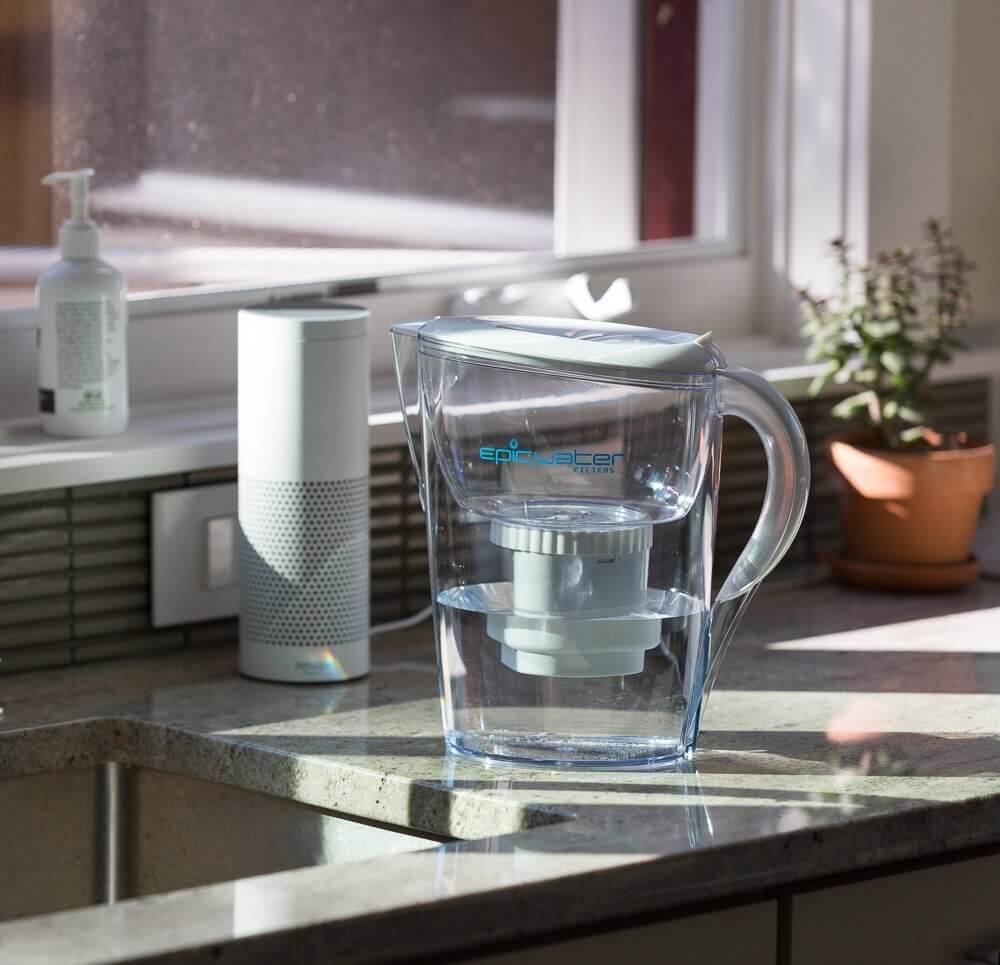 Epic Pure Water Filter Pitcher Review