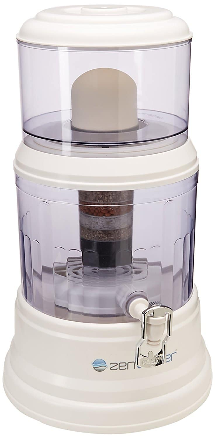 Zen Water Systems Countertop Filtration Review May 2019