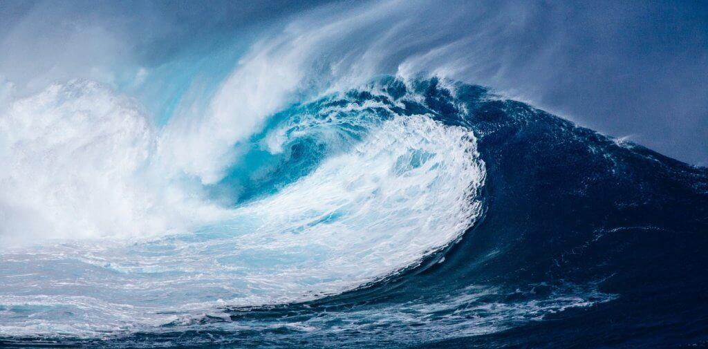 Более 96% воды Земли поступает из океанов: