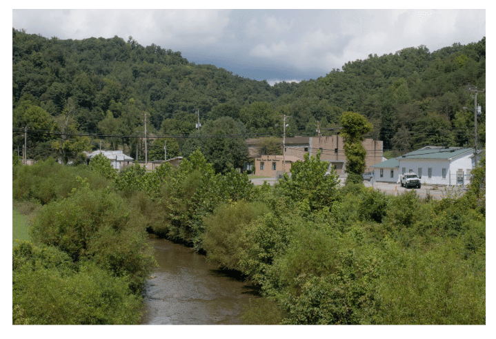 a town in america suffering from dirty water