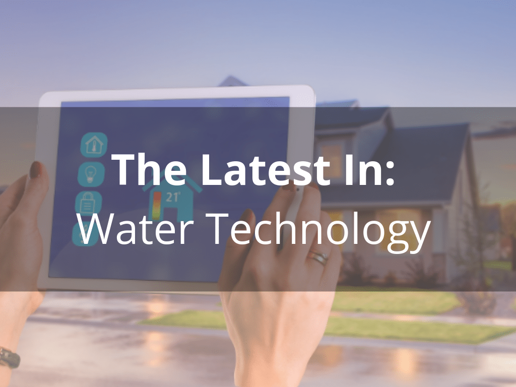 water technology smart home