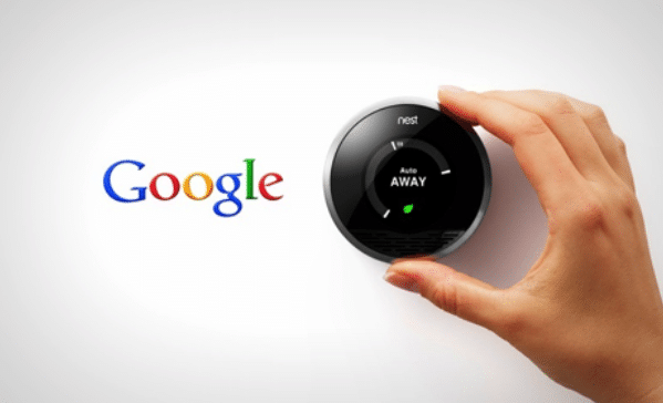 saving water with google nest