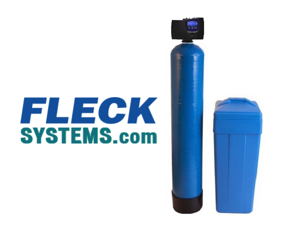 Fleck 7000 SXT (94FL-7000S) Meter 48,000-Grain Water Softener Review