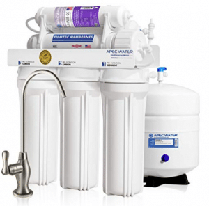 APEC Top Tier Alkaline Mineral pH+ 6-Stage RO System