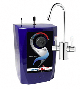 Ready Hot RH-100-F560-CH Hot Water Dispenser System, Includes Chrome Dual Lever Faucet