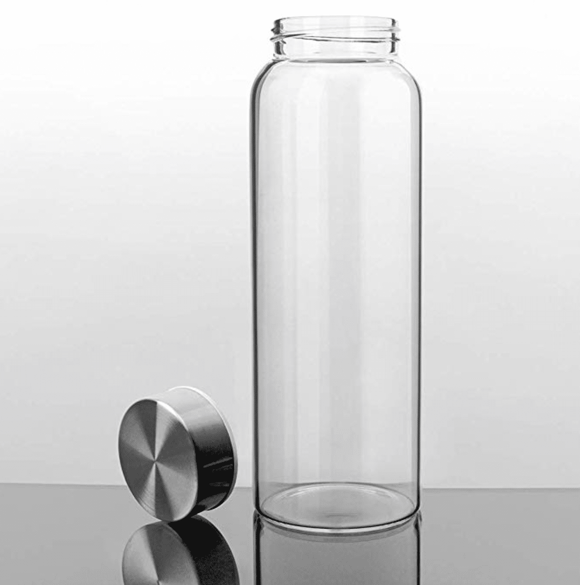 413bdd72e402 Best Glass Water Bottles (August 2019) ~ Expert Ratings & Reviews