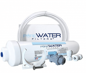Pure Water In Line Water Filter Kit