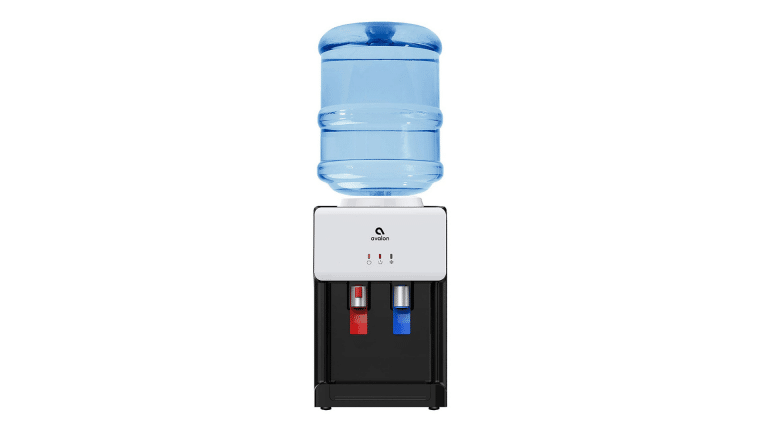 product image of Avalon Premium Hot/Cold Top Loading Countertop Water Cooler Dispenser​