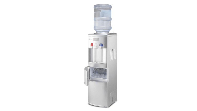 Product image of Costway 2 in 1 water cooler dispenser
