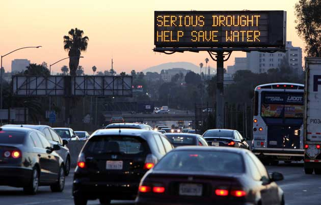 west coast water issues
