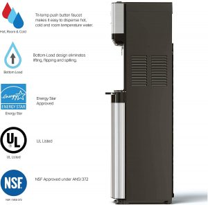 brio water dispenser cooler diagram