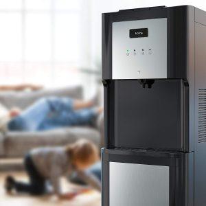 hOmeLabs Bottom Loading Water Dispenser Review 2021