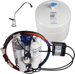 product image of Home Master TMHP HydroPerfection Undersink Reverse Osmosis Water Filter System