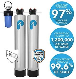 product image of Pelican Water's Whole House Filter & Salt-Free Softener