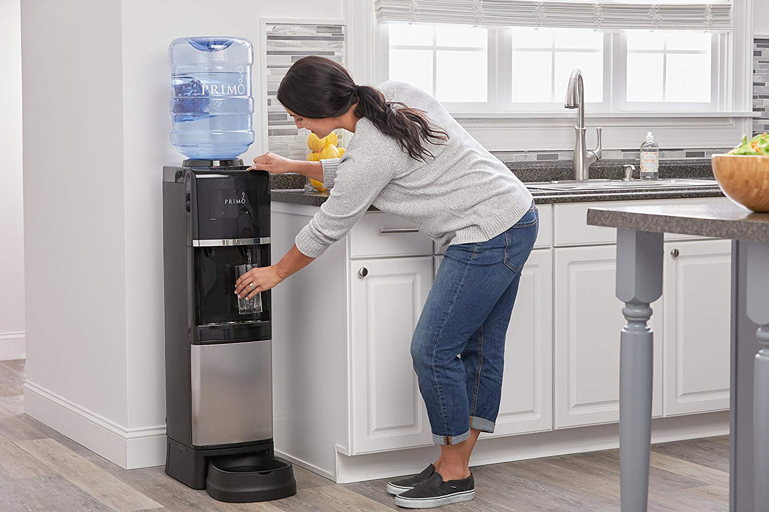 Primo Deluxe Top Loading Hot/Cold Water Dispenser with Pet Station Review