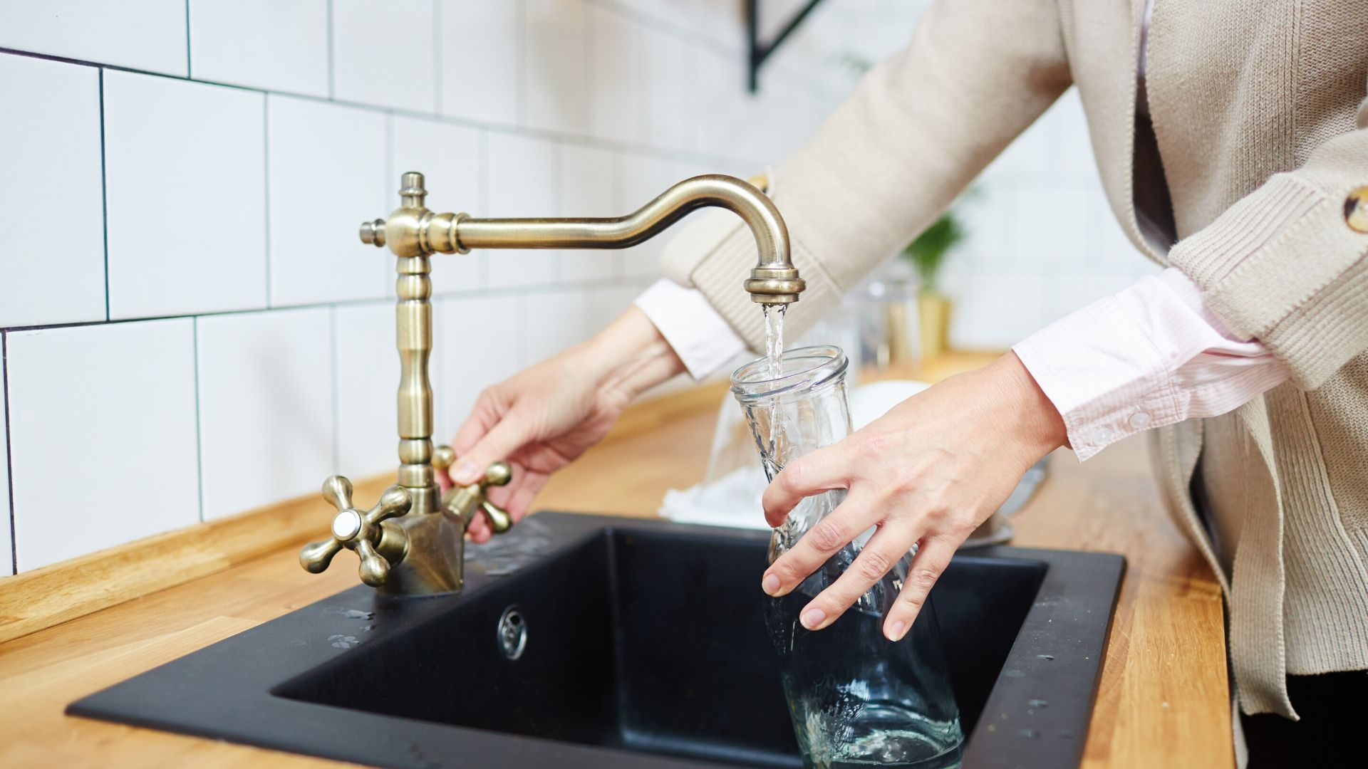 tap water home value