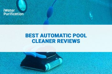 Best Automatic Pool Cleaner Reviews Featured Image