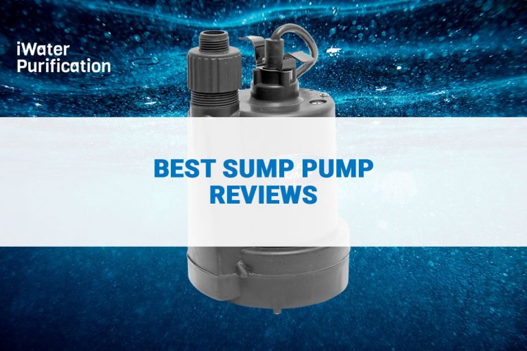 Best Sump Pump Reviews Featured Image