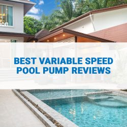 Save Energy With The Best Variable Speed Pool Pump!
