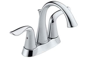Product Image of Delta Faucet Laharabest Two Handle Bathroom Faucet