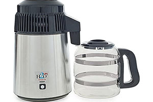 H2o Labs Best-In-Class Stainless Steel Water Distiller Product Image