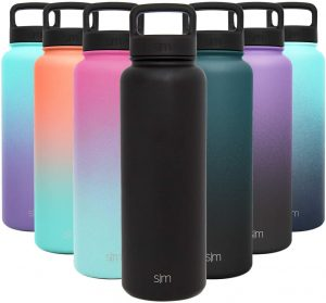 product image of Simple Modern 40 Ounce Summit Water Bottle - Stainless Steel Liter Flask