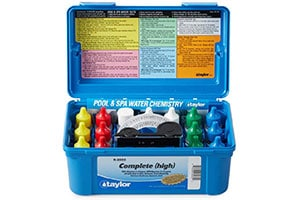 Product Image of Taylor Professional Swimming Pool Water Test Kit