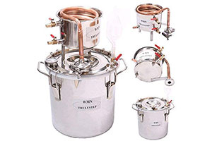 WMN_TRULYSTEP 8541958125 Home Distiller Product Image