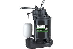 Product Image of Wayne CDU790 Cast Iron Submersible Sump Pump with Vertical Float Switch