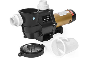 Product Image of XtremepowerUS 2HP Inground Pool Pump 220V Dual Speed