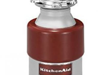 kitchen aid kcdb250g 0 5 hp continues feed garbage disposal