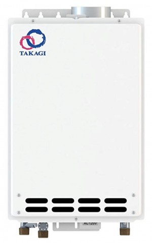Product image of Takagi T-K4-IN-LP Indoor Tankless Water Heater, Propane