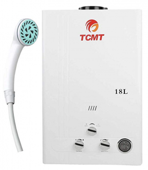 Product image of TC-Home 4.8GPM 18L Tankless LPG Liquid Propane Gas House Instant Hot Water Heater Boiler